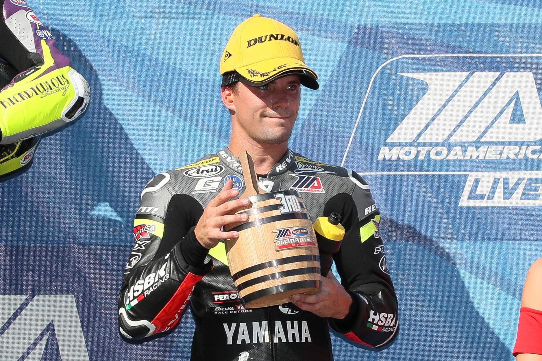 Racing News :: Video: 2019 MotoAmerica Sonoma Raceway Celtic
