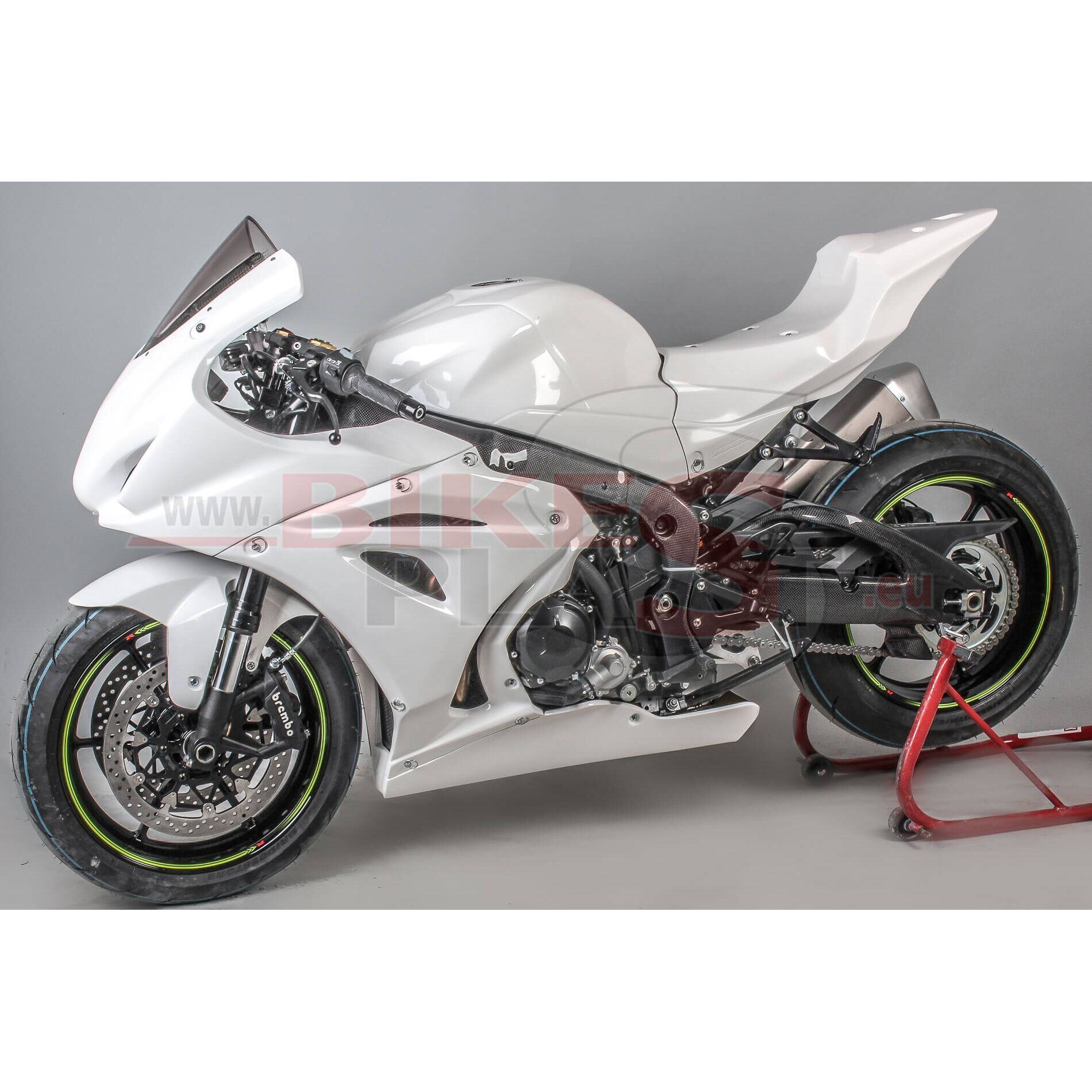 BikesPlast Suzuki GSXR 1000 Complete Race Bodywork Set (2017 & Up)