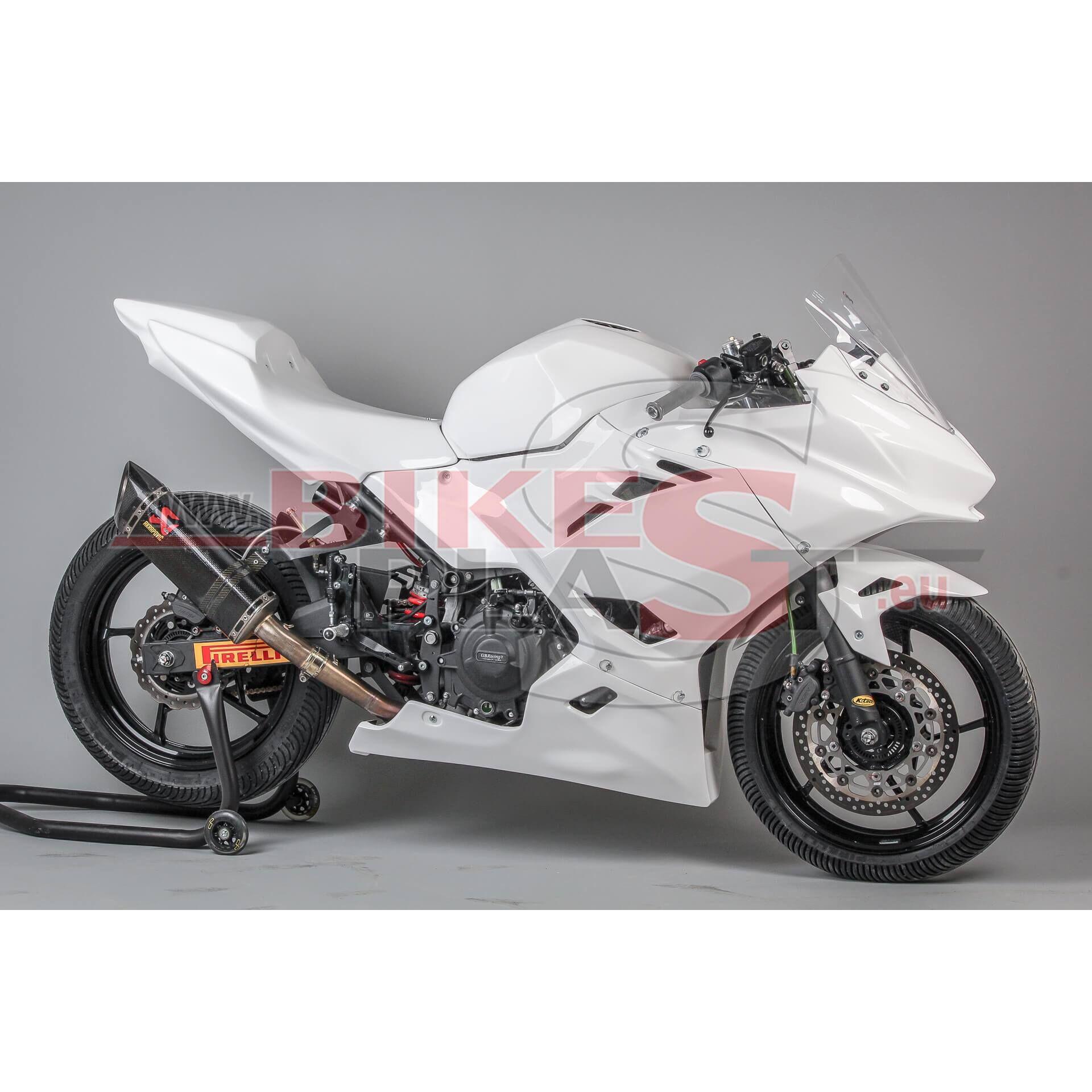 Parts Kawasaki Ninja 250 300 400 Race Stay Bodywork