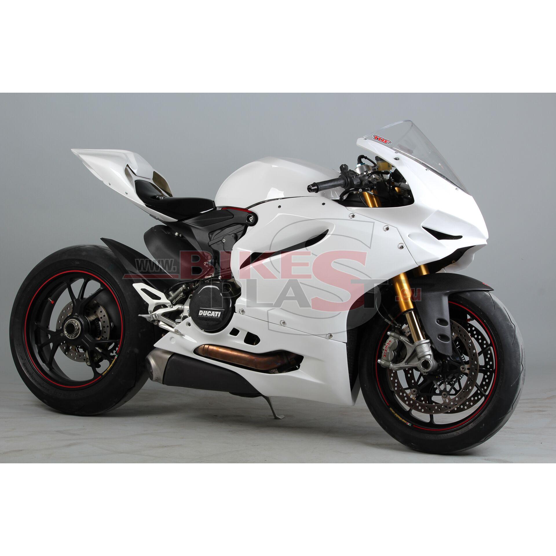 Ducati Panigale Race Fairings