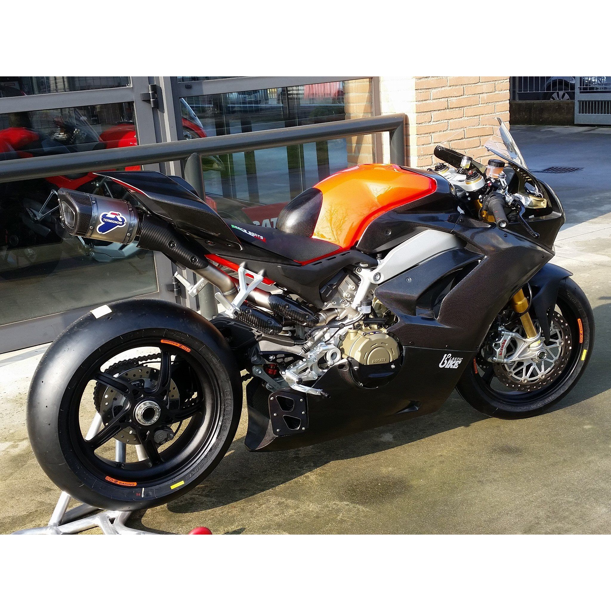 Parts Ducati V4 Seats Raceseats Ducati V4 V4r