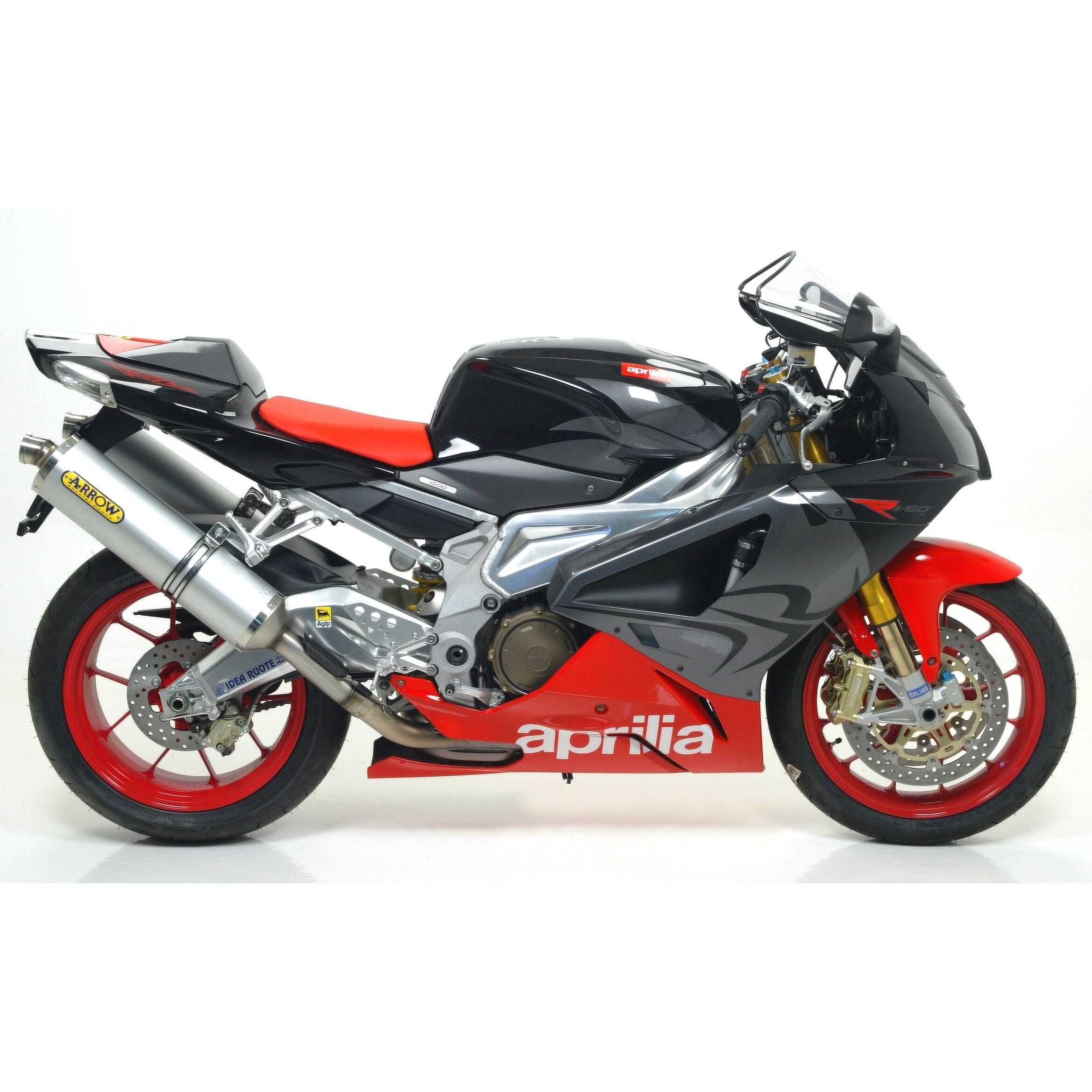 Honda Grom Price >> Parts :: Aprilia :: RSV 1000 :: Exhaust :: Arrow Aprilia ...