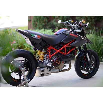 Exhaust Systems For Ducati Hypermotard