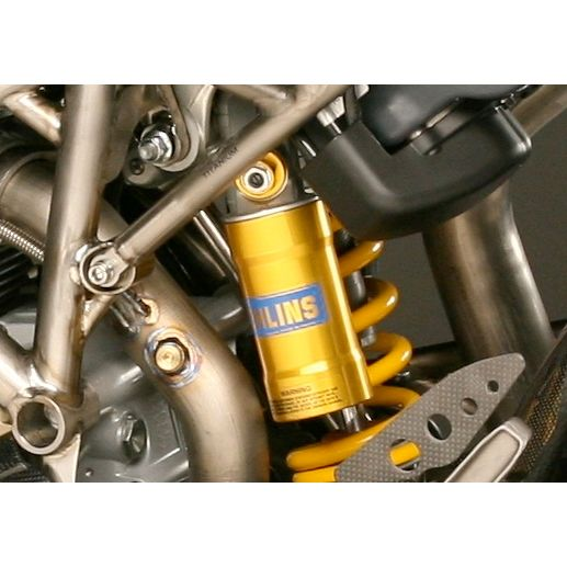 NCR Ohlins Ducati Hypermotard 1100 Rear Racing Shock