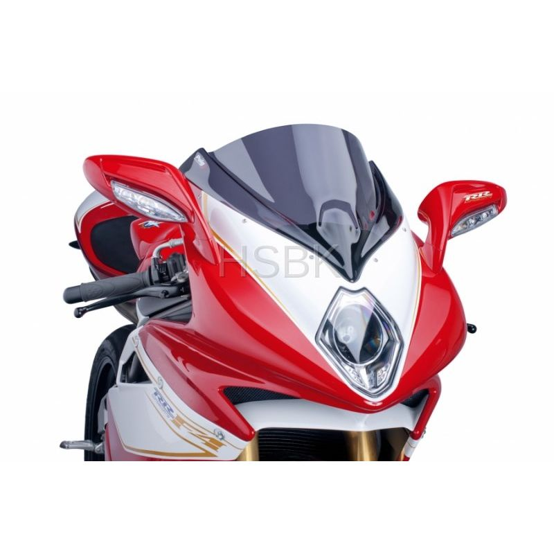 Puig MV Agusta F4 F4RR Racing Windscreen (Fits 2010 to 2017)