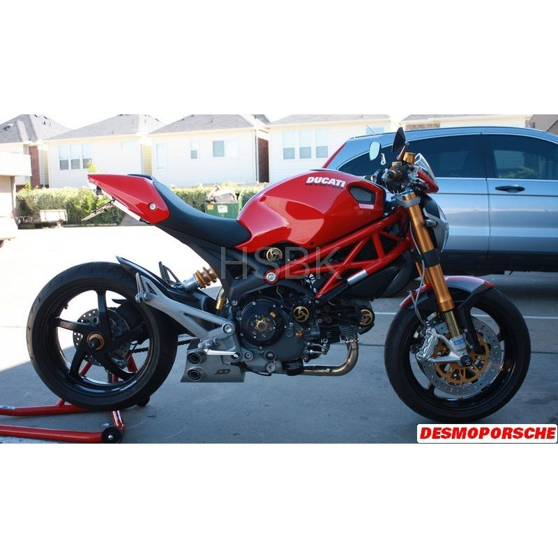 Parts Ducati Monster 696 796 1100 Exhaust Qd Ducati