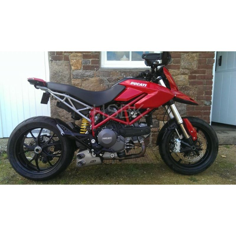 parts ducati hypermotard 796 1100 exhaust qd ducati hypermotard 796 exbox full. Black Bedroom Furniture Sets. Home Design Ideas