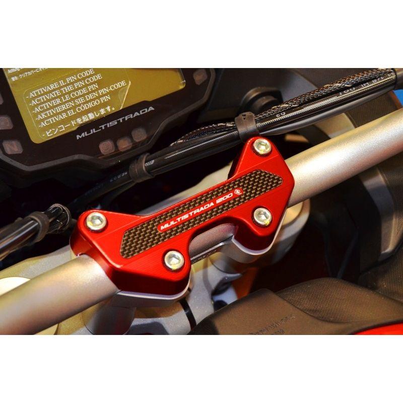DUCABIKE Ducati Multistrada 950 1200 (15) Enduro Top Handlebar Clamp Mount